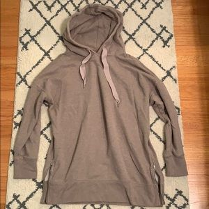 Aerie Extra Long Soft Hoodie